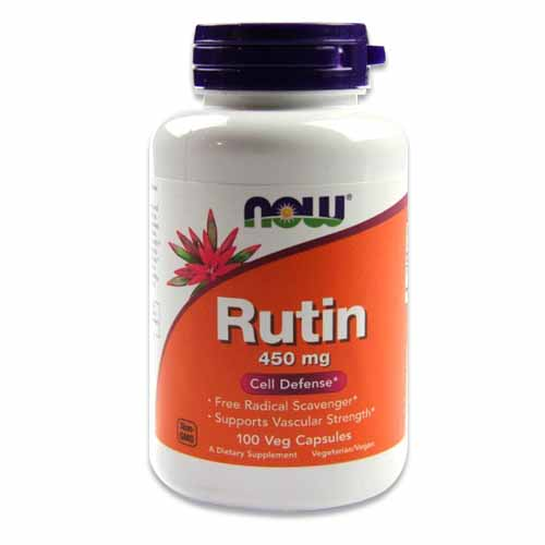 NOW RUTÍN 450 mg 100 tabliet
